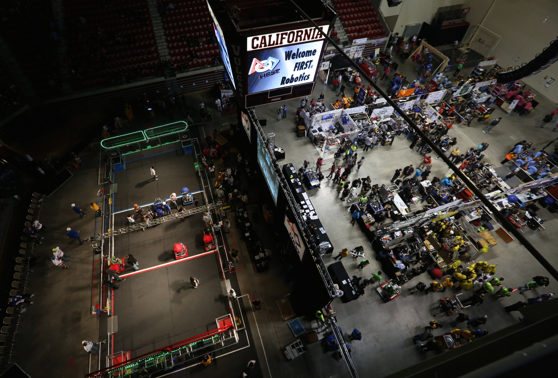 2015 FIRST Robotics Competition – Greater Pittsburgh Regional