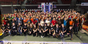 Seniors - 2016 FIRST Robotics Competition - Greater Pittsburgh Regional; 